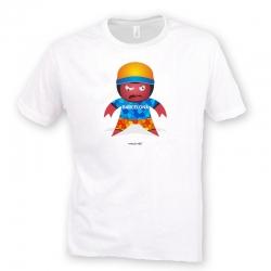 Camiseta Rocky Mosaico