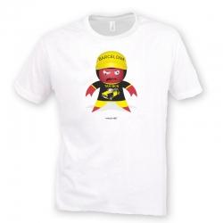 Camiseta Rocky Taxi Barcelona