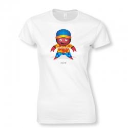 Camiseta Rolly Mosaico