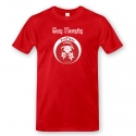 Camiseta Sanferminera Roja