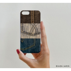 iPhone Case Jeans 01