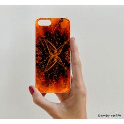 Carcasa Mariposa Roja