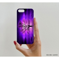 iPhone Case Black Tree