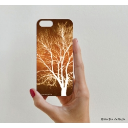 iPhone Case White Tree