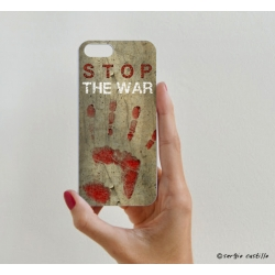 iPhone Case Stop The War
