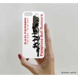 iPhone Case Pamplona Bull Runners