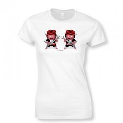 Camiseta Los Baturricos Rockeros