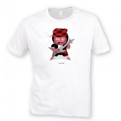 Camiseta Rocky El Baturrico Rockero