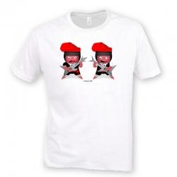 Camiseta Los Catalanicos Rockeros