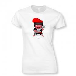 Camiseta Rocky El Catalanico Rockero