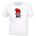 Camiseta Rolly El Catalanico Rockero