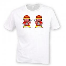 Camiseta Los Españolicos Rockeros