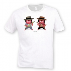Camiseta Los Flamenquicos Rockeros