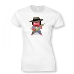 Camiseta Rocky El Flamenquico Rockero