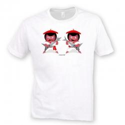 Camiseta Los Pamplonicas Rockeros