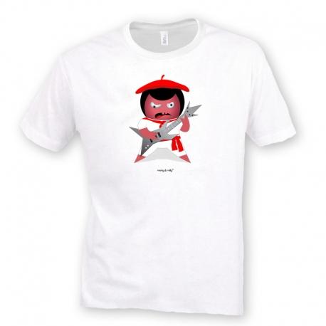 Camiseta Rocky El Pamplonica Rockero