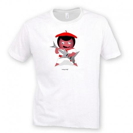 Camiseta Rolly El Pamplonica Rockero