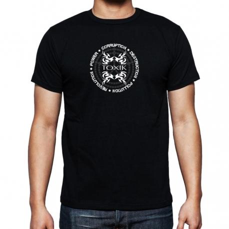 Camiseta Toxik 012
