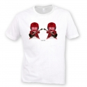 The Bad Santas Rock T-Shirt
