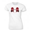 The Bad Santas Rock T-Shirt