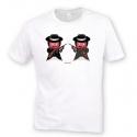 Camiseta Los Metralletas