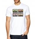 Camiseta Retro High Fidelity