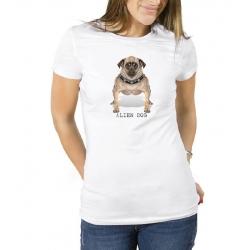 Camiseta Alien Dog