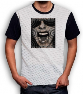 T-Shirt Stereo Scream