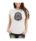 Camiseta Blanca Skull 06