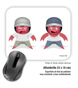 Alfombrilla Los Camachicos