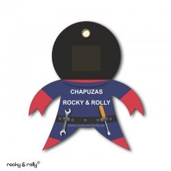 Imán Rocky El Chapuzica