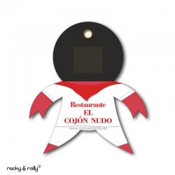 Imán Rocky El Cocinero