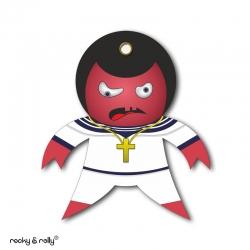 Imán Rocky El Comulgante