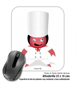 Alfombrilla Rolly El Cocinero