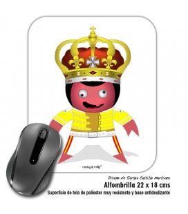 Alfombrilla Rolly El Freddierico