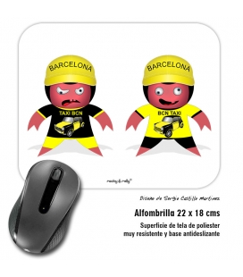 Alfombrilla Taxi Barcelona
