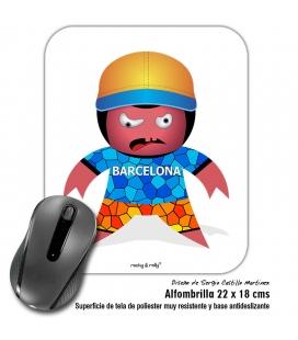 Alfombrilla Rocky Mosaico Barcelona