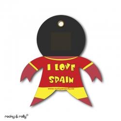 Imán Rolly El Españolico