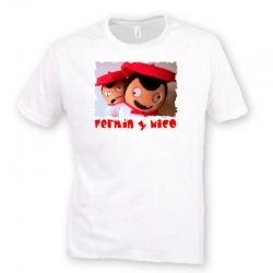 Selfie Fermin And Nico T-Shirt