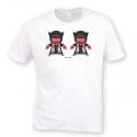 Camiseta Los Curicas Rockericos