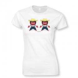 Camiseta Los Granjericos