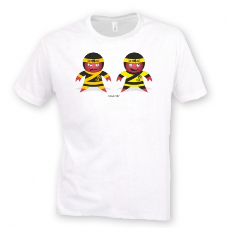 Camiseta Los Karatecas