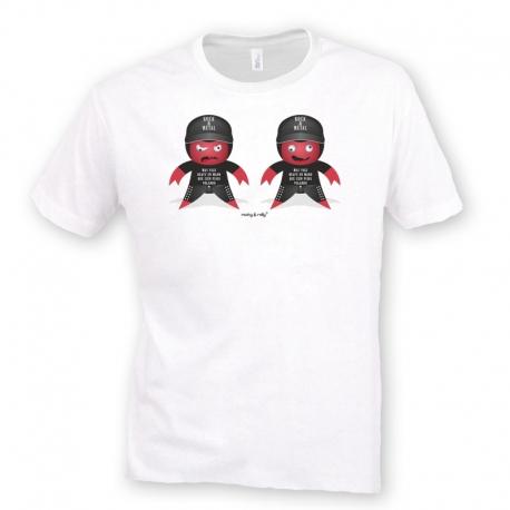 Camiseta Más Vale Heavy