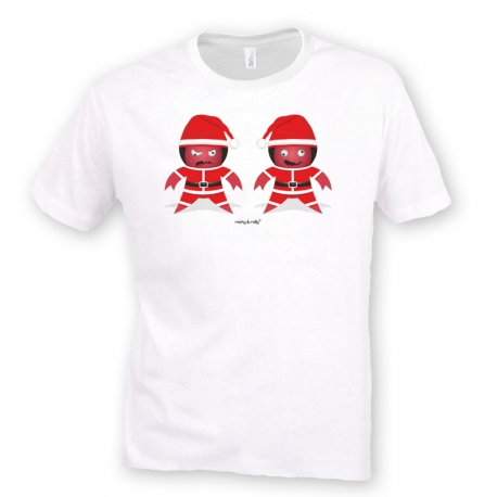 Camiseta The Bad Santas