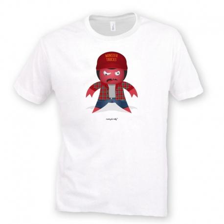 Camiseta Rocky El Camionerico