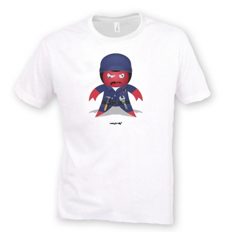 Camiseta Rocky El Chapuzica