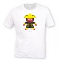 Camiseta Rocky El Chinico