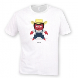 Camiseta Rocky El Granjerico