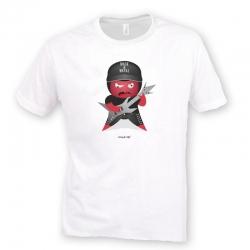Camiseta Rocky El Guitarrerico