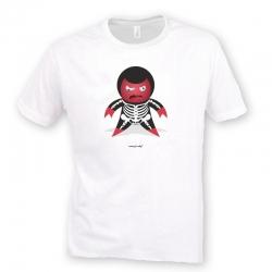 Camiseta Rocky El Huesicos